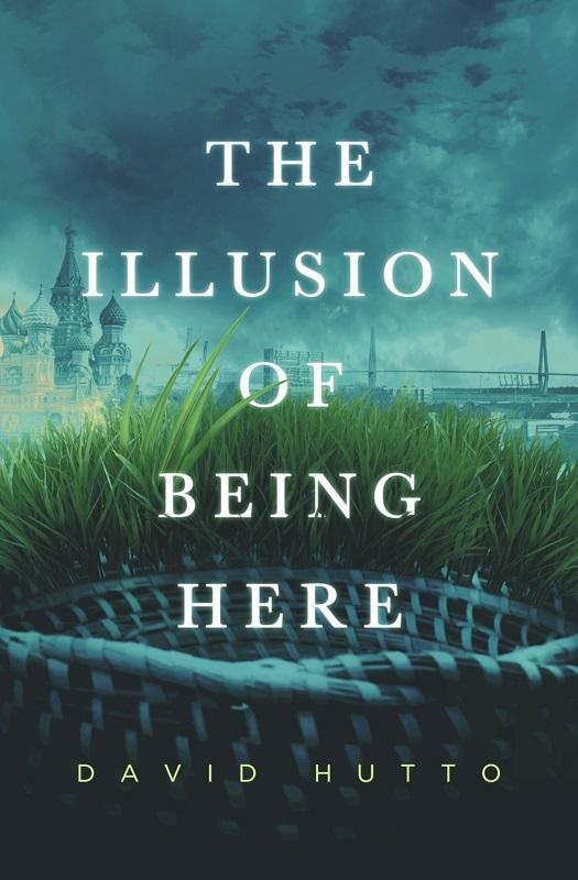 Illusion of Being Here cover